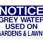 Water Saving Week- Using Grey Water