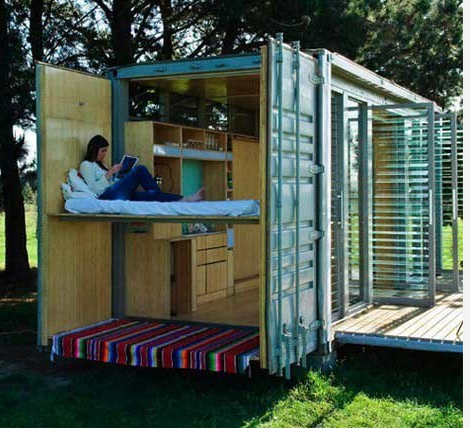 Shipping container homes in costa rica - Storage containers as homes ...