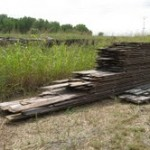 100 Year Old Barnwood For Sale In Wichita, Kansas