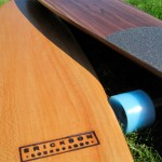 Reclaimed Wood Skateboards- Erickson Longboards