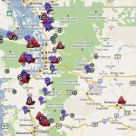 Map Shows Illegal Dumping In Washington