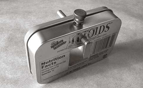 Top 50 Ways To Reuse Altoids Tins
