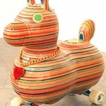 ReUse Skateboards: Skate Deck Art From Haroshi
