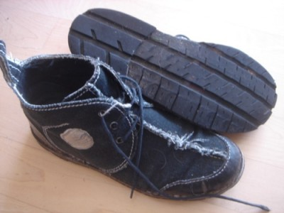 16 Do It Yourself Upcycled Shoes