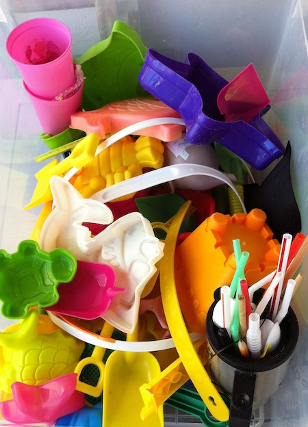 The Environmental Cost Of Beach Toys