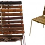 9 Upcycled Belt Chairs