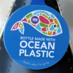 Ocean Plastic Trash Into Bottles