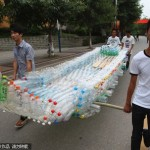 9 Examples of Plastic Bottle Boats
