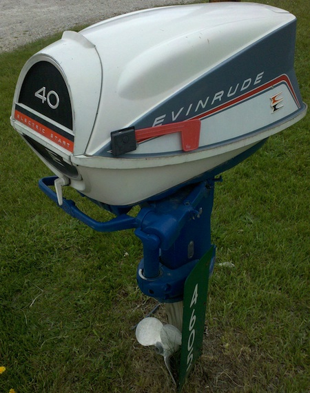 Show your nautical mail box photos ideas the hull truth for Boat mailbox