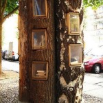 Repurposing Tree Trunks Or Stumps