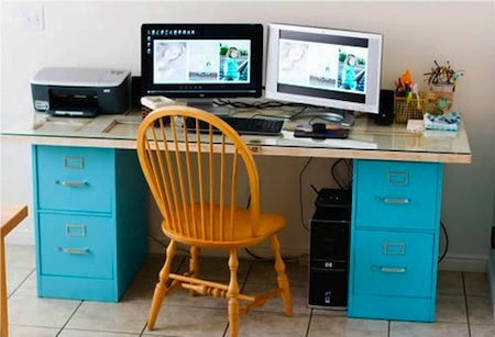 23 ways to reuse file cabinets green living