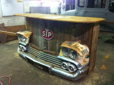 Green and lean upcycled man caves for 2 car garage man cave