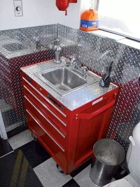 Man Cave Ideas For Bathroom : Man cave bathroom