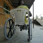 DIY_plastic_wheelchair