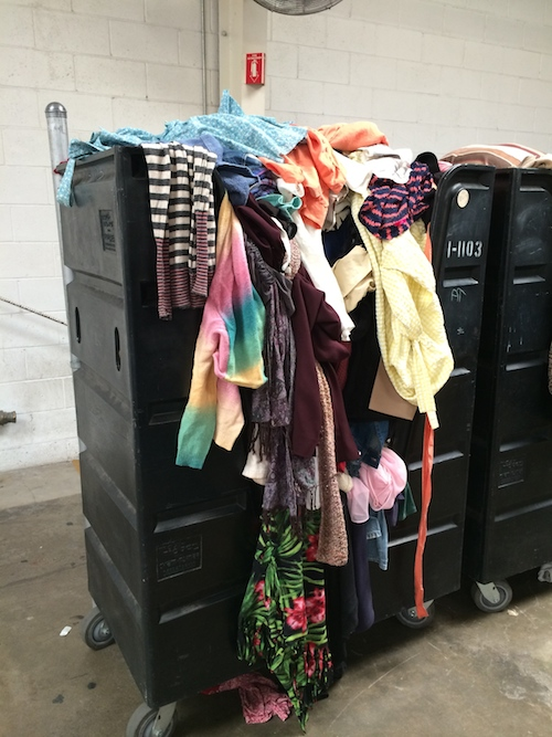 Waste Management Goodwill Style