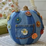 11 Pumpkins Made From Trash