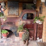 17 Ways To Reuse Cars In The Yard