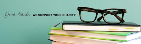 Penn Avenue Eyewear will donate 10% of total purchase to any of the 23 selected charities.