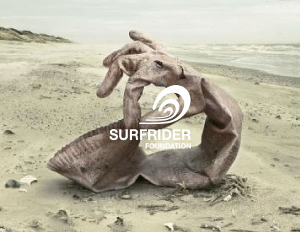 Dick Moby Gives Back to Surfrider. They also make eyewear from recycled plastics