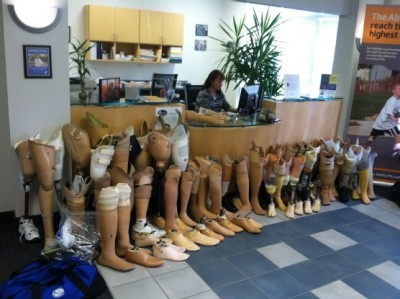 21 Places To Donate Or Recycle Prosthetics And Implants