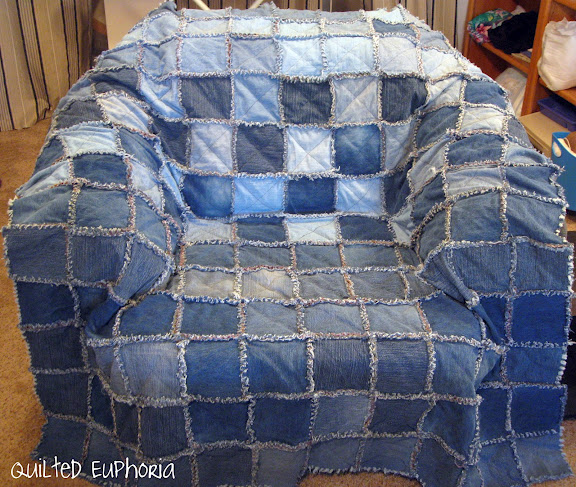 Quilting Board http://www.quiltingboard.com/pictures-f5/what-do-when-you-given-zillion-jean-squares-t190337.html