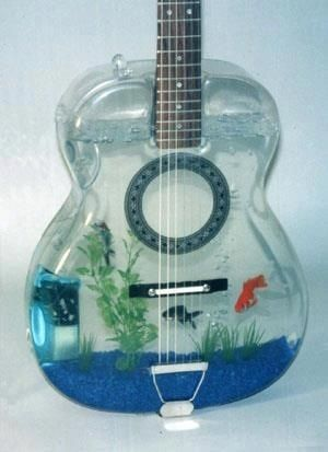 Guitar Aquariaum