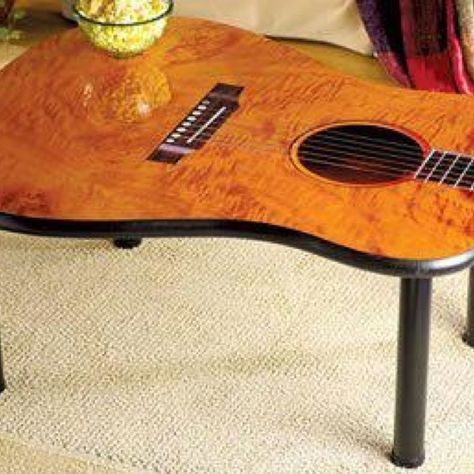 Guitar Table