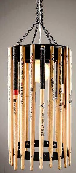 Reuse Drum Sticks