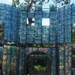 A Plastic Bottle Village In Panama