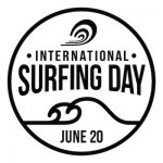 International Surfing Day; Protect And Enjoy Oceans