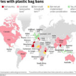 Countries With Plastic Bag Restrictions